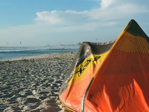 10 Day Private Kitesurfing Camp for Groups with Advanced Training in Cape Town, South Africa