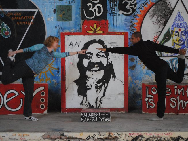 6  Days Yoga and Meditation Retreat in Rishikesh, India