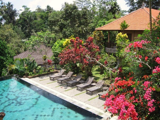 8 Days New Year's Yoga Holiday in Bali, Indonesia
