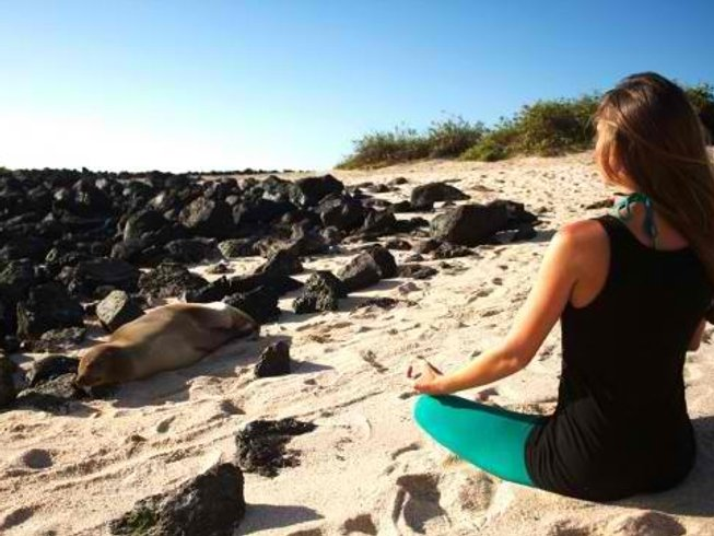 12 Days Galapagos Yoga Adventure
