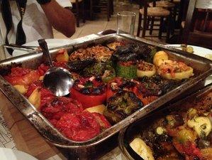 7 Days Mountain Walks & Vegan Cooking Trips in Greece