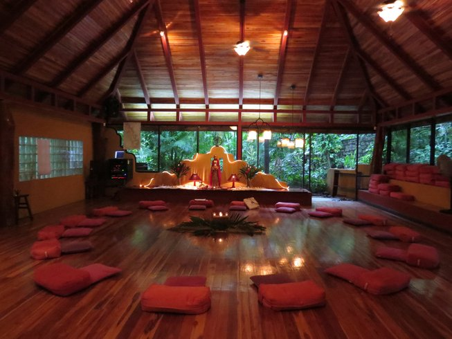 7 Days 50-Hour 12-Step Recovery Yoga Teacher Training in Nosara, Costa Rica