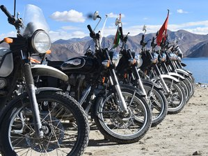 6 Day Gear Up Ladakh: Leh Guided Motorcycle Tour in India