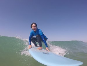 7 Days Surf and Yoga Holiday with Cycling and Tapas Tours in Andalusia, Spain
