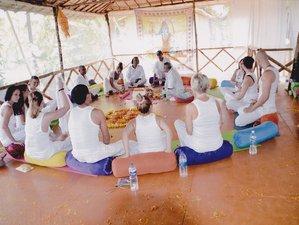 4 Tage Meditation und Yoga Retreat in Khajuraho, Indien