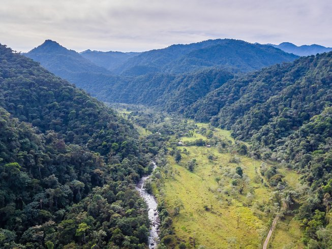 8 Tage Rohkost, Wandern und Ashtanga Yoga Urlaub in Ecuador