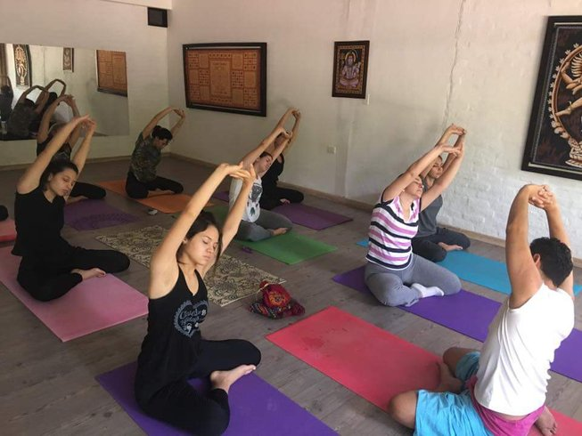 21 Days 300 Hours Intensive Yoga Teacher Training in Cali, Colombia