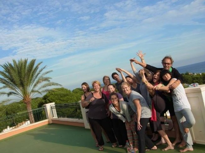 3 Days Stress-less Yoga Weekend Retreat in Spain
