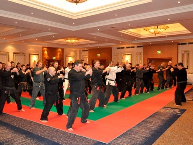 4 days of Kenpo Karate Course in Ireland