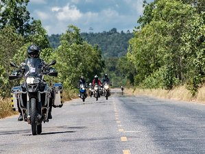 10 Day Ride the Treasures of Cambodia and Thailand Guided Motorcycle Tour