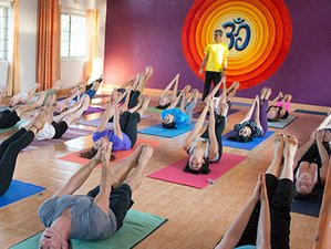 58 Days 500-Hr Ashtanga Yoga Teacher Training in India
