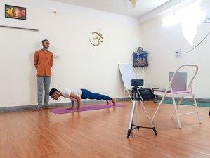 Online and Self-Paced 300-Hour Advance Hatha, Ashtanga-Vinyasa & Ayurvedic Yoga Teacher Training