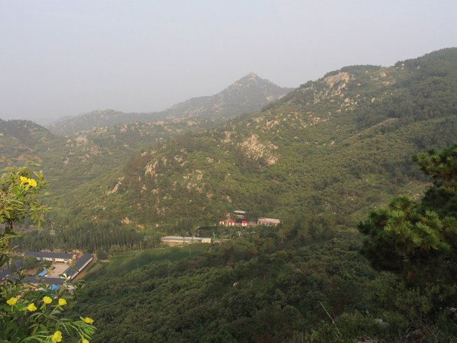 3 Years Authentic Kung Fu School in China at Tianmeng Mountains Academy