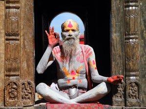 10 días de fin de año mágico de yoga en Nepal