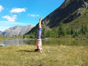 3 Tage Alm Yoga Retreat Wochenende in Salzburg, Österreich