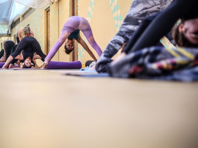 8 Days Boho Soul Yoga Retreat in Goa India