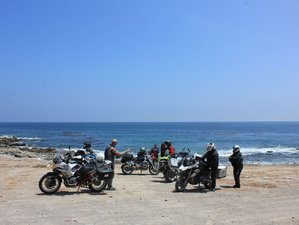 17 Day BMW Guided Motorcycle Tour in Chile, Peru, and Bolivia