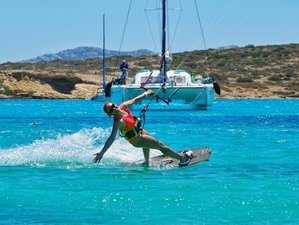 8 Day Sailing Experience and Kitesurfing Course for All Levels in Sardinia, Olbia