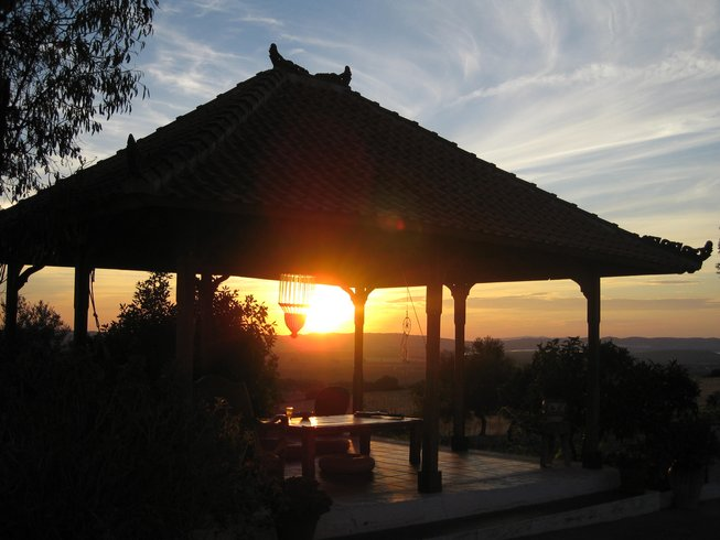 8 Tage Gesundes Leben Yoga Urlaub in Andalusien, Spanien