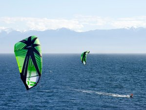 4 Days Adventure Tour and Kite Surf Camp in British Colombia, Canada