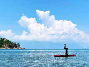 8 Days Amazing SUP Yoga Holiday in Koh Phangan, Thailand