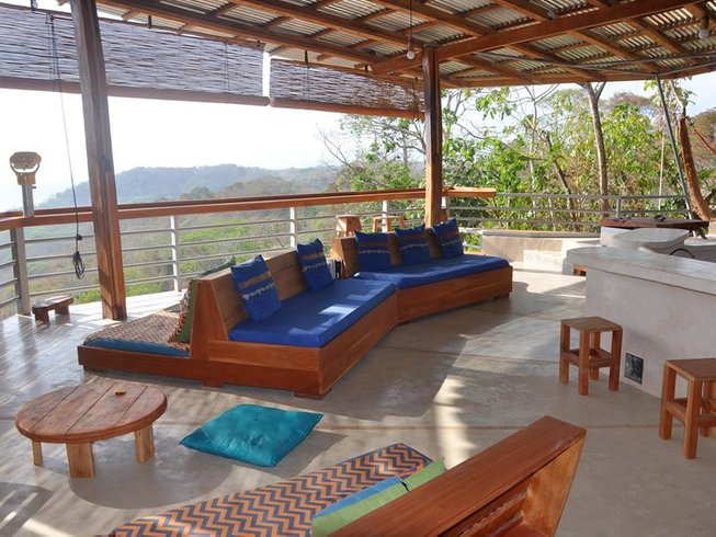 8 Days All Levels Surf Camp in Costa Rica