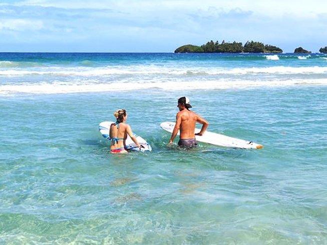 7 Days Private Panama Surf Camp