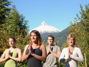 8 Days Personal Growth and Yoga Retreat in Chile