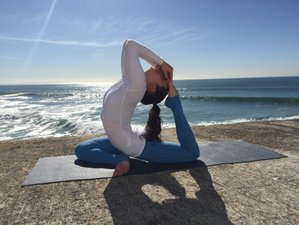 4-Daagse Zonnegroet Yoga Retraite in Cascais, Portugal
