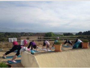 5 Tage Yoga Weinverkostung Retreat auf Mallorca, Spanien