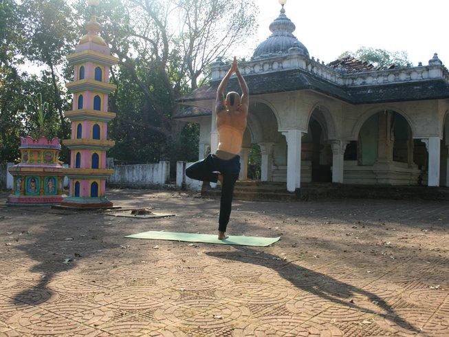 26 Days 200-Hour Hatha Yoga Teacher Training in India