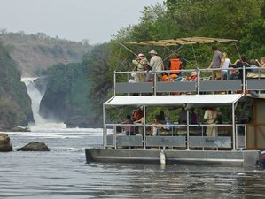 3 Days Murchison Falls Wildlife Safari Uganda