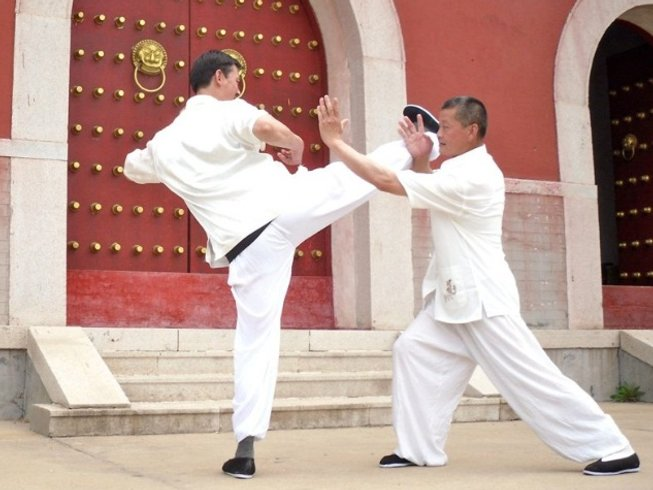 1 Month Kung Fu in Yantai City, Shandong, China