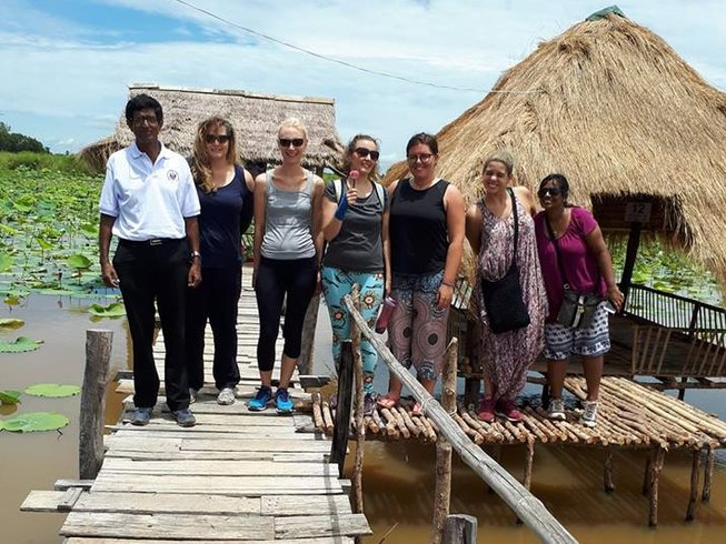 6 Days Mindfulness, Yoga Therapy, and Meditation Retreat in Siem Reap, Cambodia