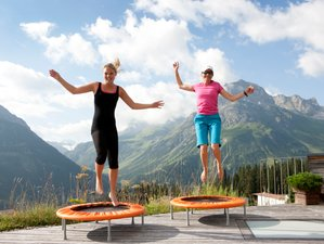 5 Day Mountain Yoga Holiday on the Arlberg