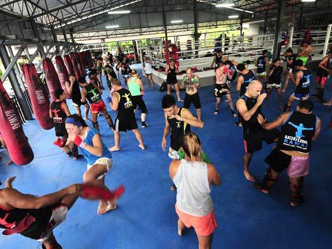 1 Week Muay Thai Training Camp in Thailand