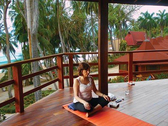 7 Days Adventure Yoga Retreat in Costa Rica