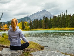 5 Days Spring Into Wellness Yoga Holiday in Alberta, Canada