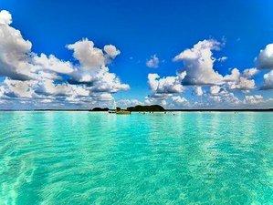 21 Tage 200-Stunden Yogalehrer Ausbildung an der Wunderschönen Lagune in Bacalar, Mexiko