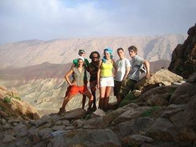 4 Days Trekking, Yoga and Mediation Retreat in Morocco