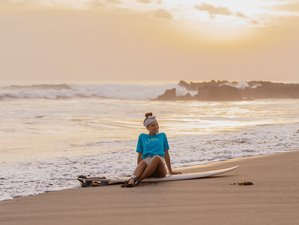 8 Day Yoga and Surfing Retreat Bali: All Inclusive Package Wellness Holiday
