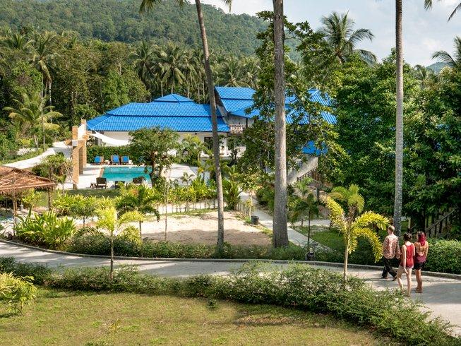 8-Daagse Yoga & Meditatie Retraite in Ko Pha Ngan, Thailand