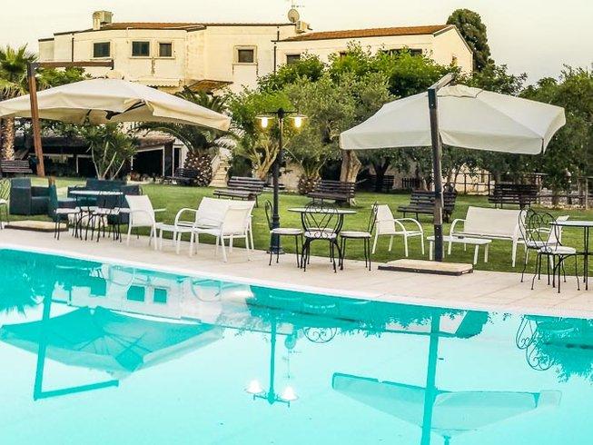 7 días retiro de yoga y detox ayurvédico en Apulia, Italia