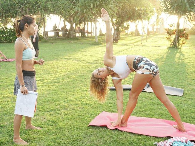 11 Days 100-Hour Rocket Yoga Teacher Training in Bali, Indonesia