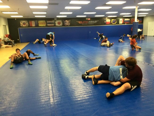 14 Days Intensive Wrestling Camp in Missouri
