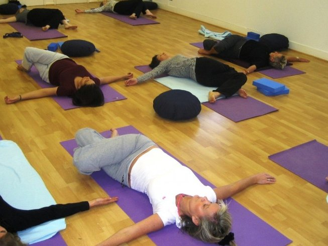 3 Days Meditation, Yin, and Yang Yoga Retreat UK