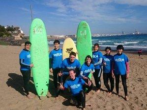 8 Days Fun Surf Holiday in Corralejo, Spain