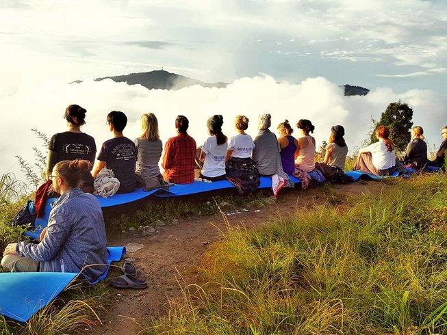 35-Daagse 300-urige Yoga Docententraining in India