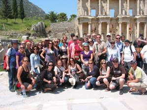 9 Days Legendary Turkey Culture Vacation & Wine Tasting