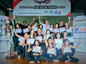 20 Tage 200-Stunden Yogalehrer Ausbildung in London
